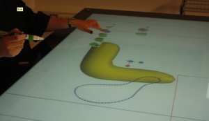 3d modeling with touch & pen [SBIM11 fullpaper]