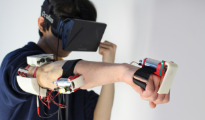 impacto: physical impact in VR [UIST15 fullpaper]